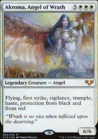 Akroma, Angel of Wrath - From the Vault : Angels