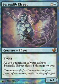 Serendib Efreet - From the Vault : Exiled