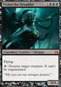 Visara the Dreadful - From the Vault : Legends