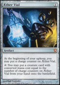 Aether Vial - From the Vault : Relics