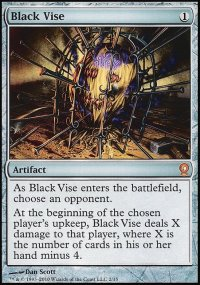 Black Vise - From the Vault : Relics