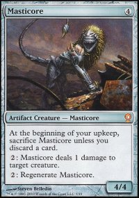 Masticore - From the Vault : Relics