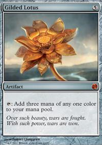 Gilded Lotus - From the Vault : Twenty
