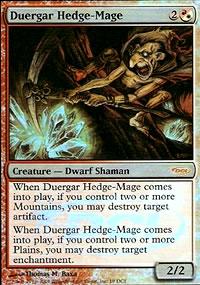 Duergar Hedge-Mage - Gateway