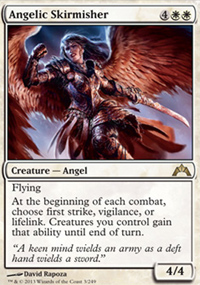 Angelic Skirmisher - Gatecrash