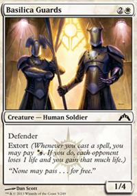 Basilica Guards - Gatecrash