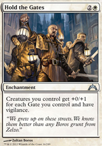 Hold the Gates - Gatecrash