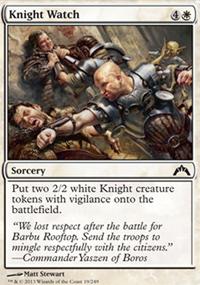 Knight Watch - Gatecrash