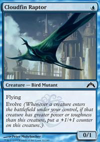 Cloudfin Raptor - Gatecrash