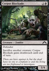 Corpse Blockade - Gatecrash