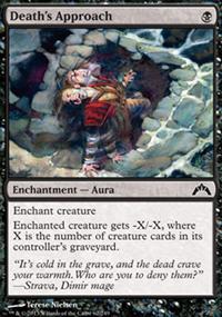 Death's Approach - Gatecrash