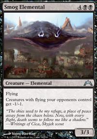 Smog Elemental - Gatecrash