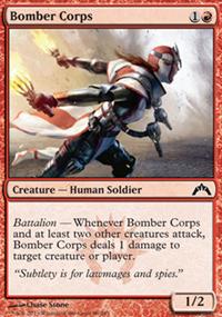 Bomber Corps - Gatecrash