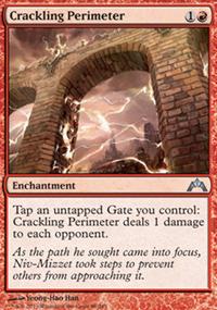 Crackling Perimeter - Gatecrash