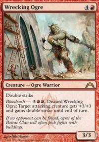 Wrecking Ogre - Gatecrash