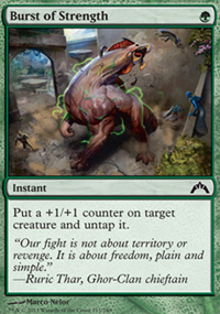 Burst of Strength - Gatecrash