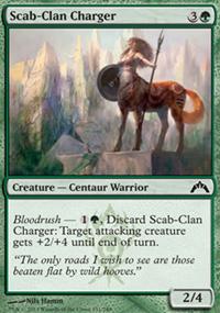 Scab-Clan Charger - Gatecrash