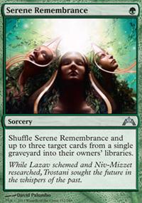 Serene Remembrance - Gatecrash