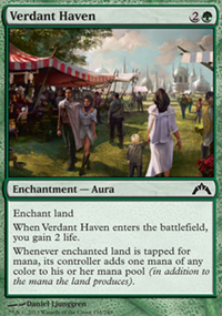 Verdant Haven - Gatecrash