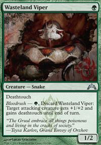Wasteland Viper - Gatecrash