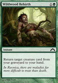Wildwood Rebirth - Gatecrash