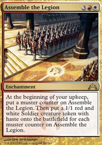 Assemble the Legion - Gatecrash