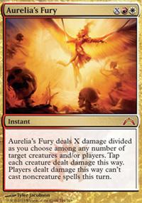 Aurelia's Fury - Gatecrash