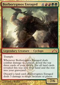 Borborygmos Enraged - Gatecrash