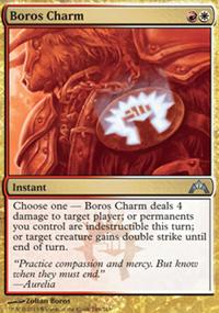 Boros Charm - Gatecrash