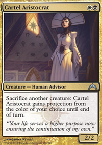 Cartel Aristocrat - Gatecrash