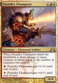 Foundry Champion - Gatecrash