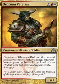 Ordruun Veteran - Gatecrash