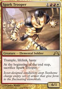 Spark Trooper - Gatecrash