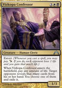 Vizkopa Confessor - Gatecrash