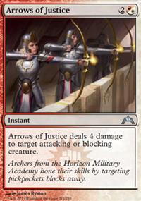 Arrows of Justice - Gatecrash