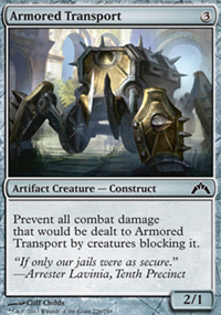 Armored Transport - Gatecrash