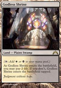 Godless Shrine - Gatecrash