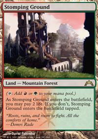 Stomping Ground - Gatecrash