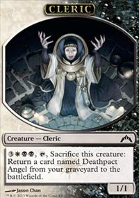 Cleric - Gatecrash