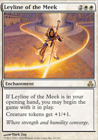 Leyline of the Meek - Guildpact