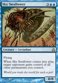 Sky Swallower - Guildpact