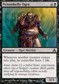 Poisonbelly Ogre - Guildpact