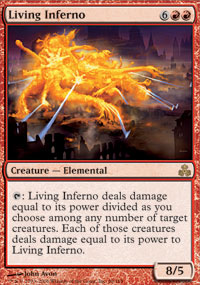Living Inferno - Guildpact