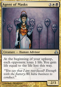 Agent of Masks - Guildpact