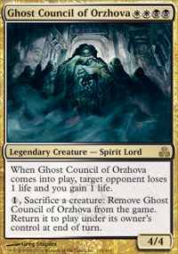 Ghost Council of Orzhova - Guildpact
