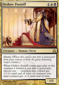 Orzhov Pontiff - Guildpact