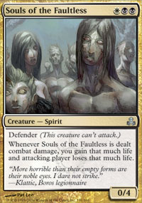 Souls of the Faultless - Guildpact