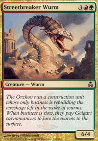Streetbreaker Wurm - Guildpact