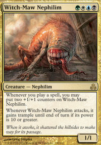 Witch-Maw Nephilim - Guildpact