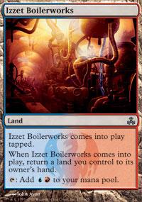 Izzet Boilerworks - Guildpact